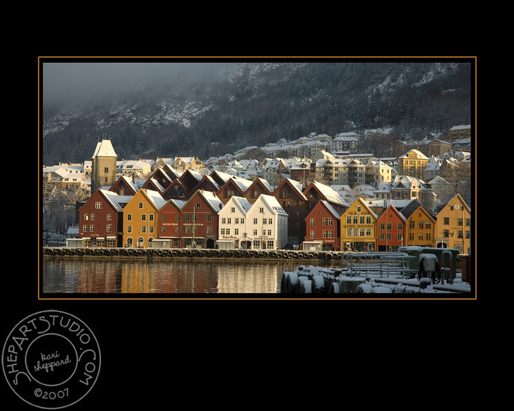 Reflections of Bergen