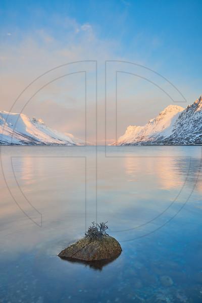 Mountains Of Ersfjordbotn