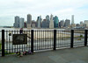 September 11, 2011. (Part 1)<br /> <br /> View from Brooklyn Heights Promenade.