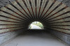 November 21, 2010. (Taken 11/13/20).<br /> <br /> Bridge underpass in Central Park. <br /> <br /> One of many bridge underpasses in the park. I liked the brick work.