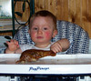 Happy Thanksgiving Day !<br /> <br /> This was taken several years ago of my nephew.