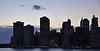 8/15/10<br /> <br /> Darkness descends over lower Manhattan last night. Shot from the Brooklyn Heights Promenade.