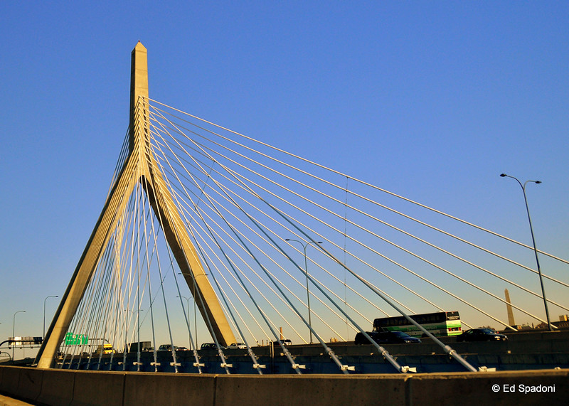 "Boston's Zakim Bridge<br /> See daily photo selection here:  <a href=""http://www.edspadoni.com/Daily-Photo/Daily-Photo-Gallery/9817547_AaCrW#708711891_rnRBd"">http://www.edspadoni.com/Daily-Photo/Daily-Photo-Gallery/9817547_AaCrW#708711891_rnRBd</a>"