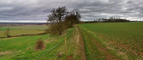 Viking Way Panorama