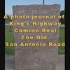 """Texascounties.net  contains links providing maps showing locations of markers enroute and is used as a primary source to plan photo shoot excursions following sections from Near Bastrop Texas to San Antonio areas along El Camino Real de los Tejas, or """"The royal road of the Tejas"""""""