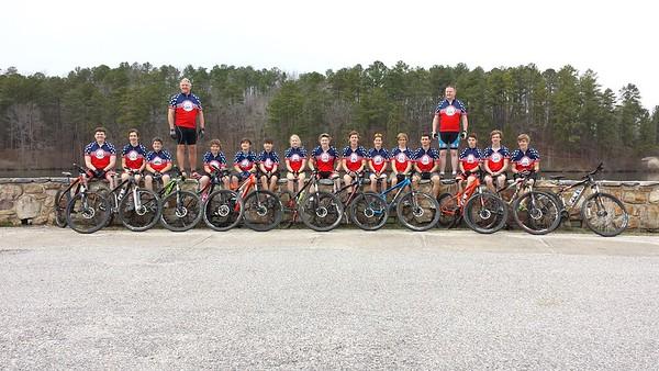 OMHS Mtn Bike Team