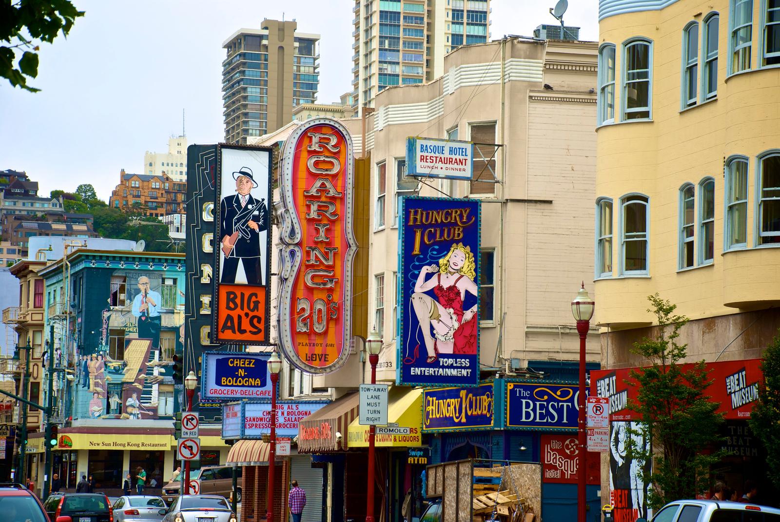 Oakland/San Francisco July 2012