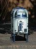 feed the mail to R2D2