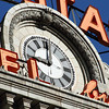 Union Station Clock Face