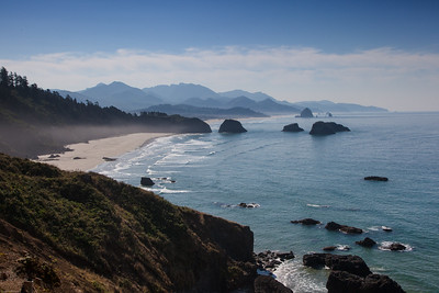 As Far As the Eye Can See Ecola State Park Cannon Beach, Oregon