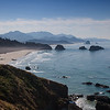 As Far As the Eye Can See<br /> Ecola State Park<br /> Cannon Beach, Oregon