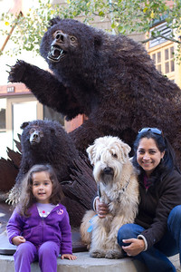 Yeah... The bears love me....