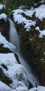 Enos Creek Falls