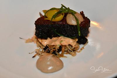 Octo Fish Bar/Birch's Collaborative Dinner