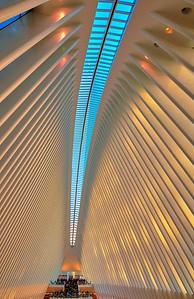 Nov.22, 2018, 2018 - New York, NY Wandering NYC on Black Friday 2018 - early morning Con Ed smokestack, Totokaelo store (on the Bowery), The Occulus  Photographer- Robert Altman Post-production- Robert Altman