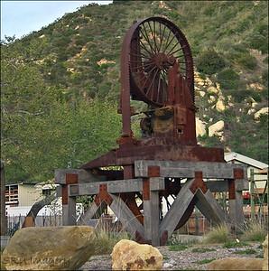 Mill Saw in Laguna Beach, CA.