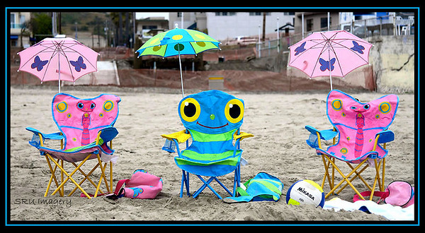 Happy Beach Chairs