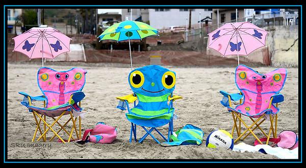 Happy Beach Chairs