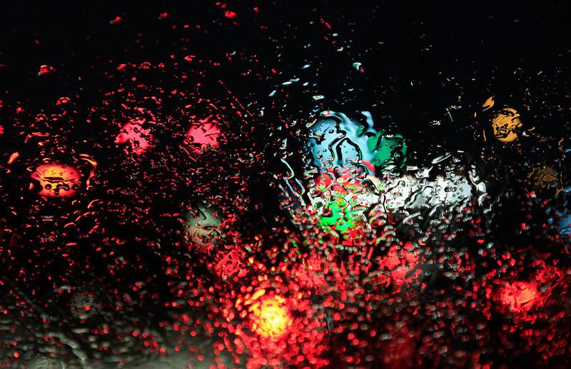 Rain in Forecast