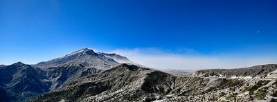 Mt St Helens; volcano; National Park; washington