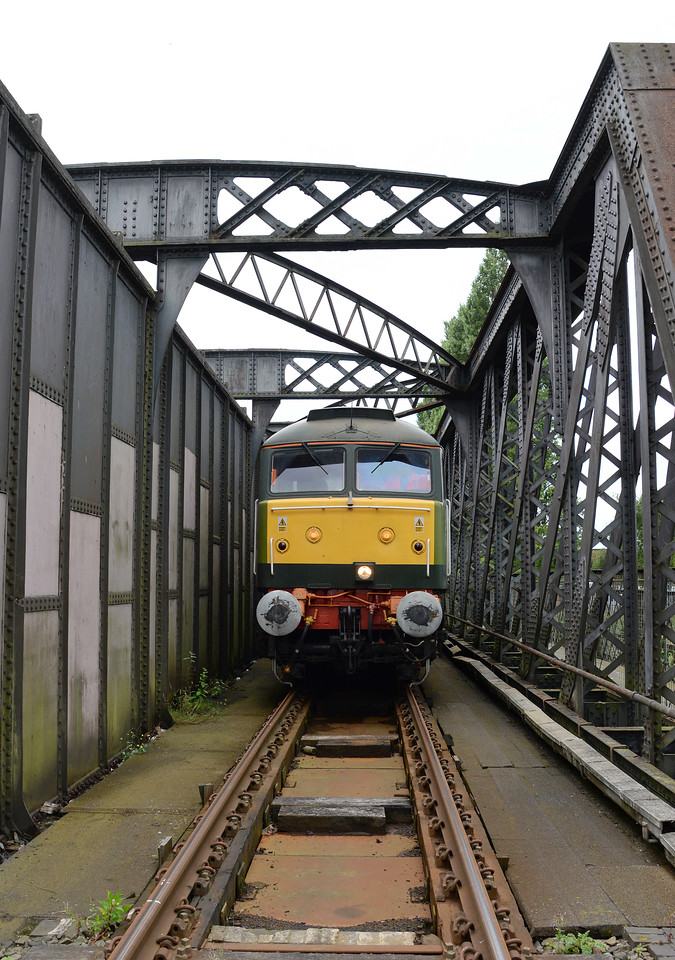47830, Arpley Junction. 09/08/17.
