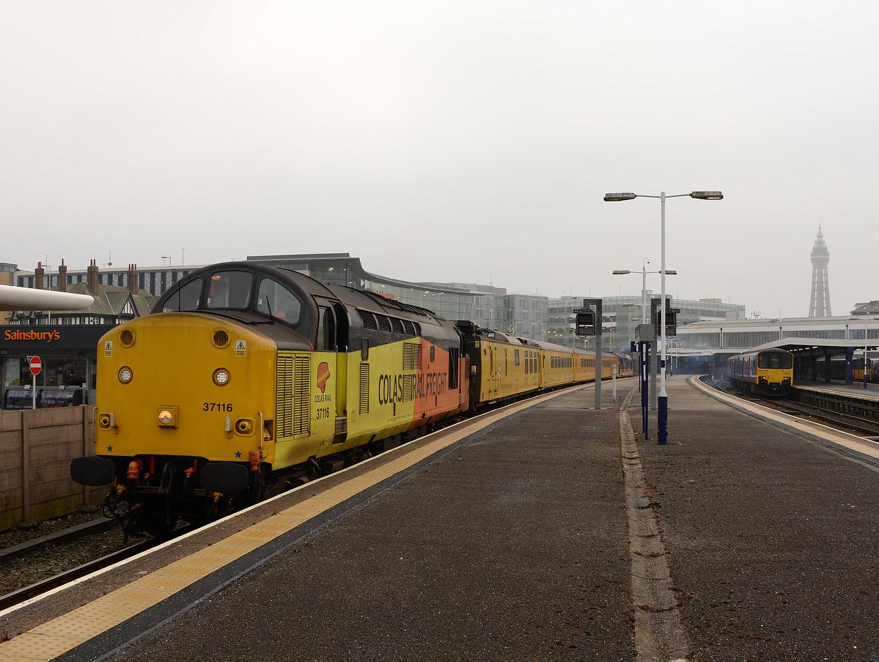 37116, Blackpool North. 2701/17.