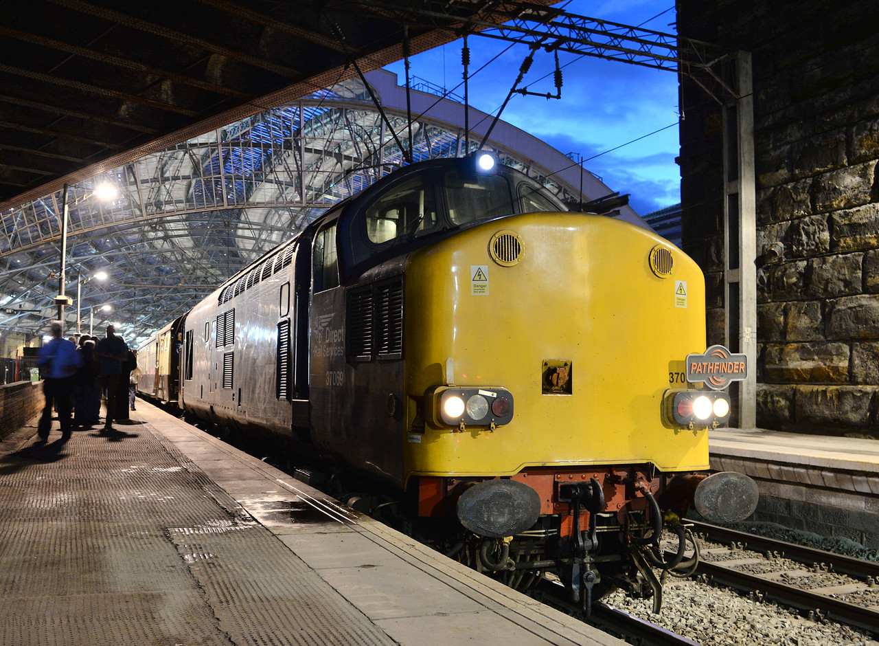 37069, Liverpool Lime Street. 31/03/17.