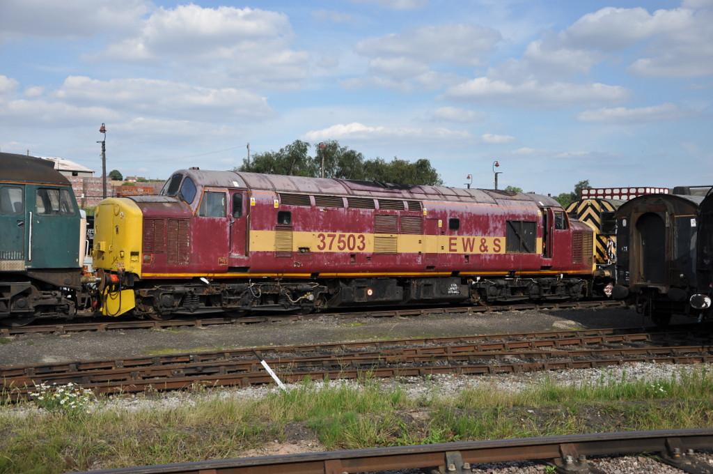 37503, Barrow Hill. August 2012.