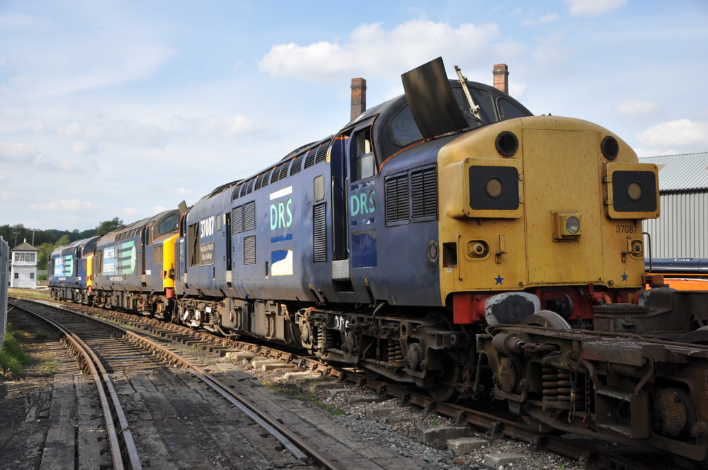 37087, 37059, 37218. Barrow Hill. August 2012.