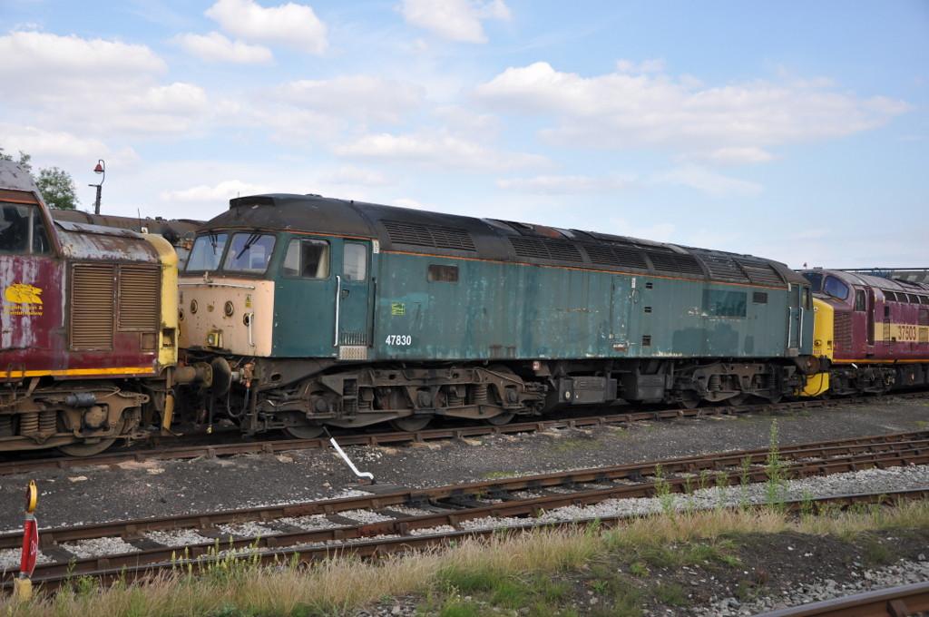 47830, Barrow Hill. August 2012.