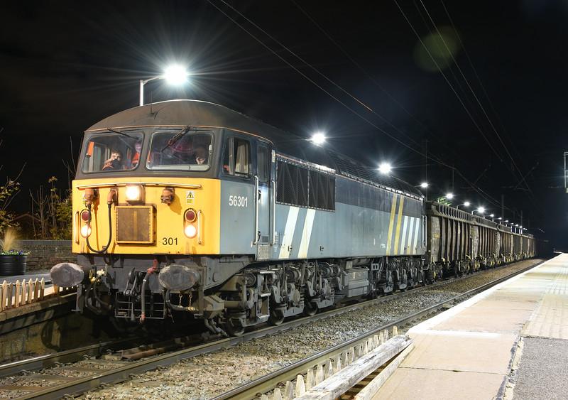 56301, Foxton. 16/11/17.