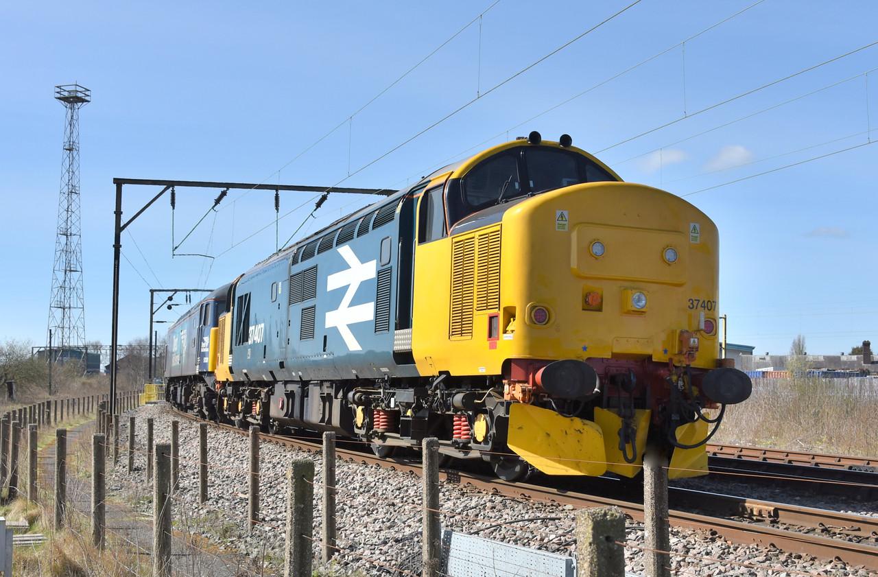 37407, Salop Goods Junction. 05/04/18.