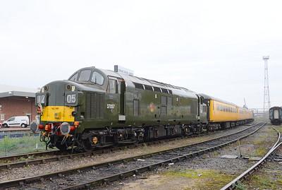 37057, Crewe Diesel Depot. 28/10/15.