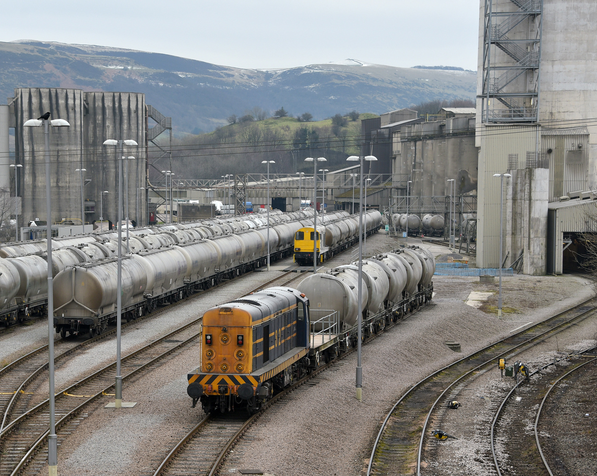 20066 and 20906, Hope Cement Works. 06/02/18.