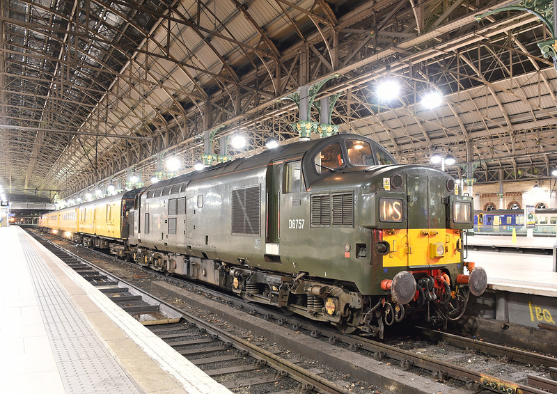 37057, Manchester Piccadilly. 20/01/18.