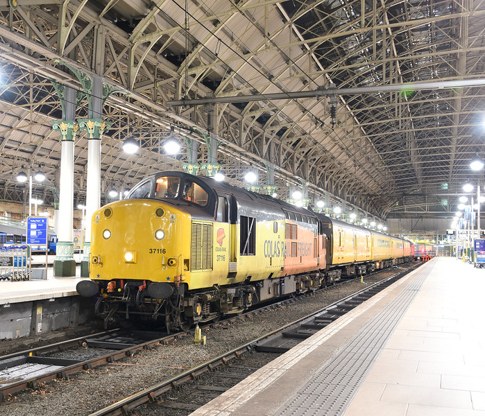 37116, Manchester Piccadilly. 20/01/18.