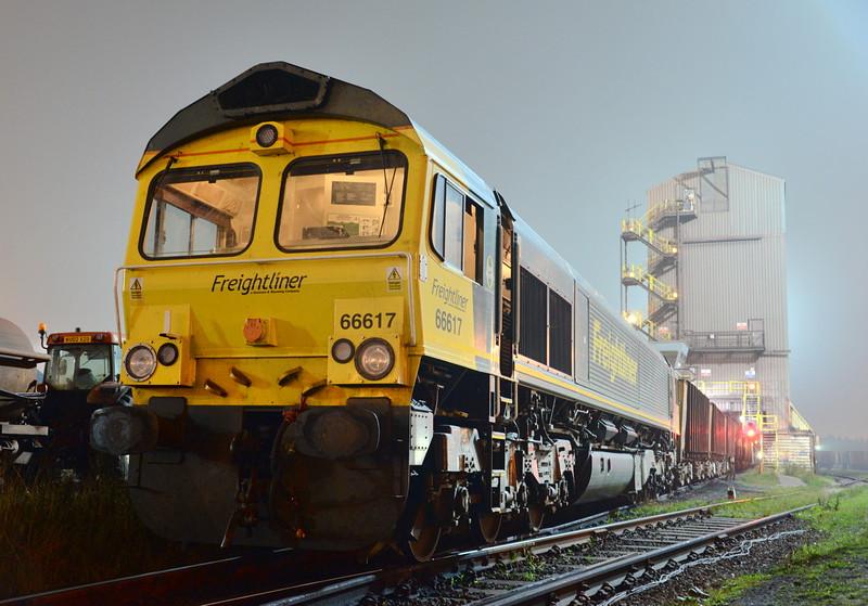 66617, Immingham Bulk Terminal. 14/09/16.