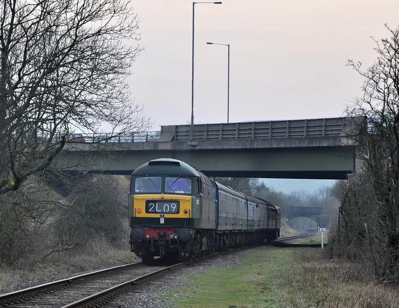 D1501, Ewood Bridge. 08/03/14.