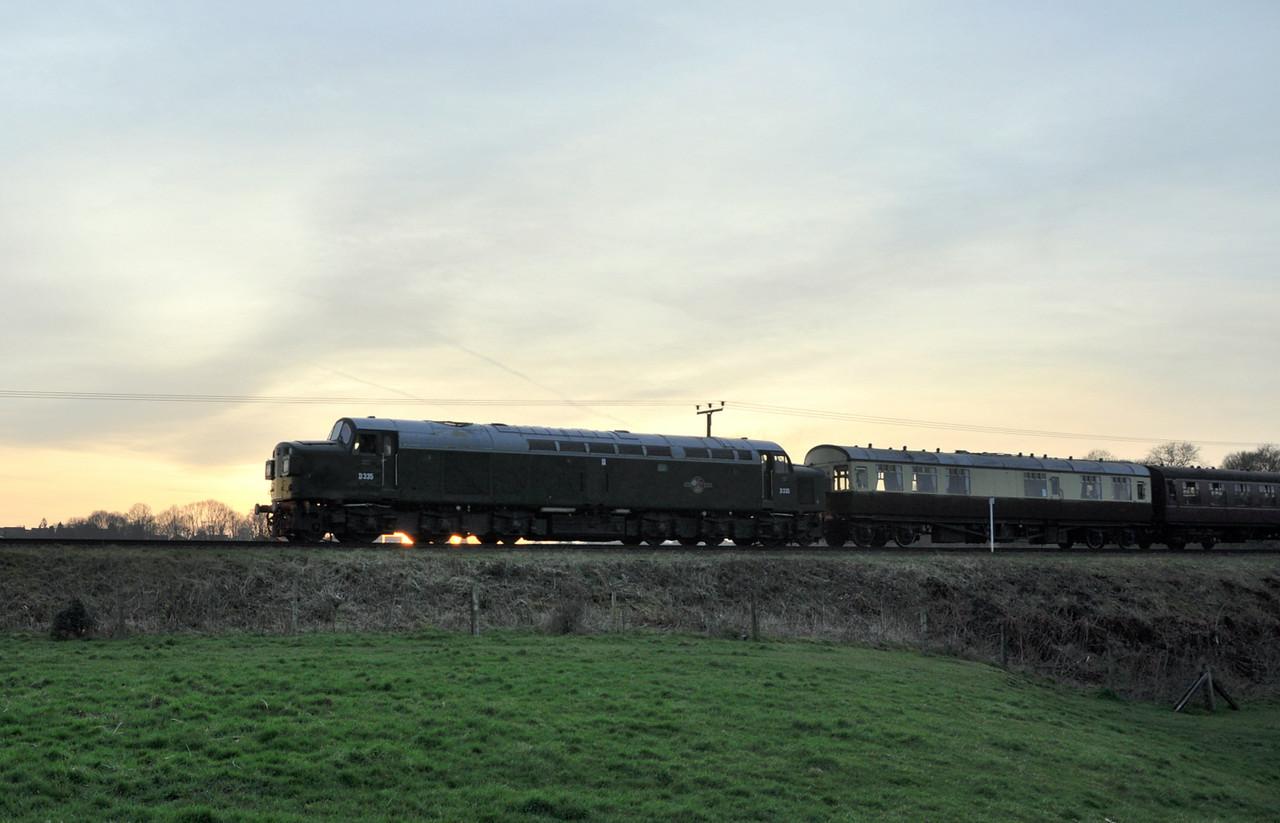 D335, Burrs. 08/03/14.