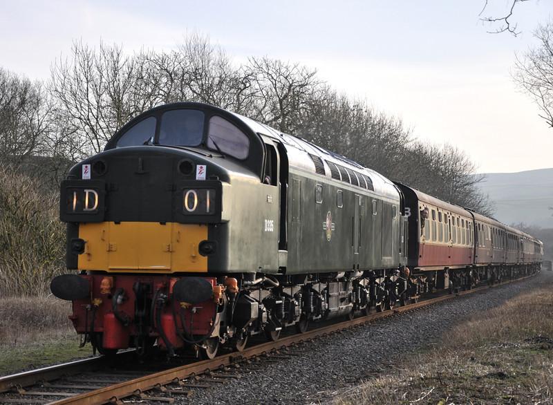 D335, Irwell Vale. 08/03/14