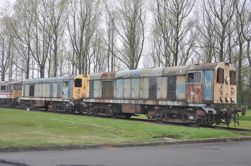 20057 and 20016, Long Marston. 30/04/12.