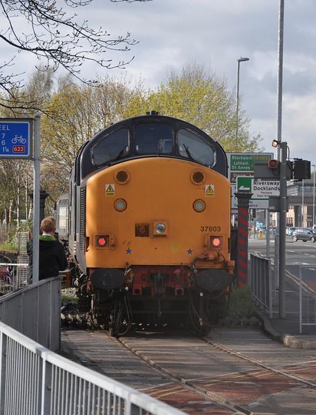 37603, Strand Road - Preston. 01/05/13.