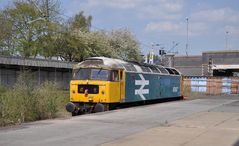 47847, Crewe. 07/05/13.