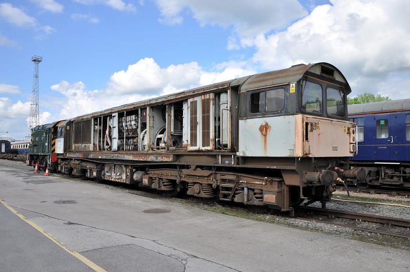 58022, Crewe DMD. 13/05/14.