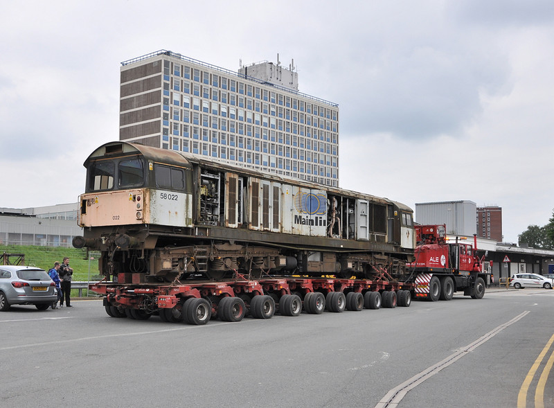 58022, Crewe DMD. 30/05/14.