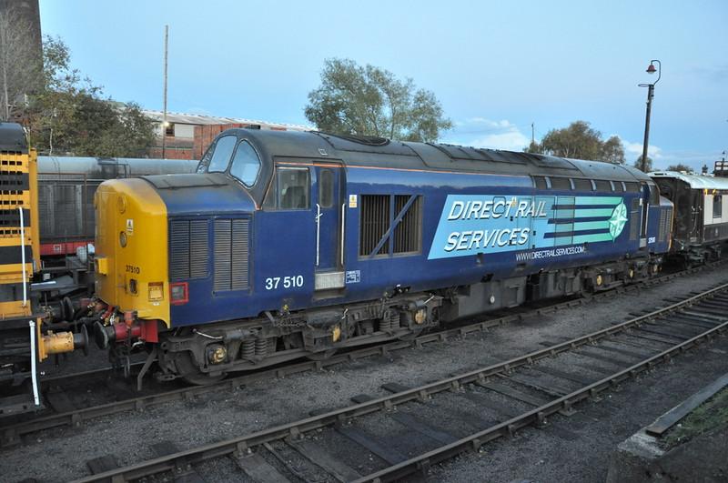 37510, Barrow Hill. 01/11/12.