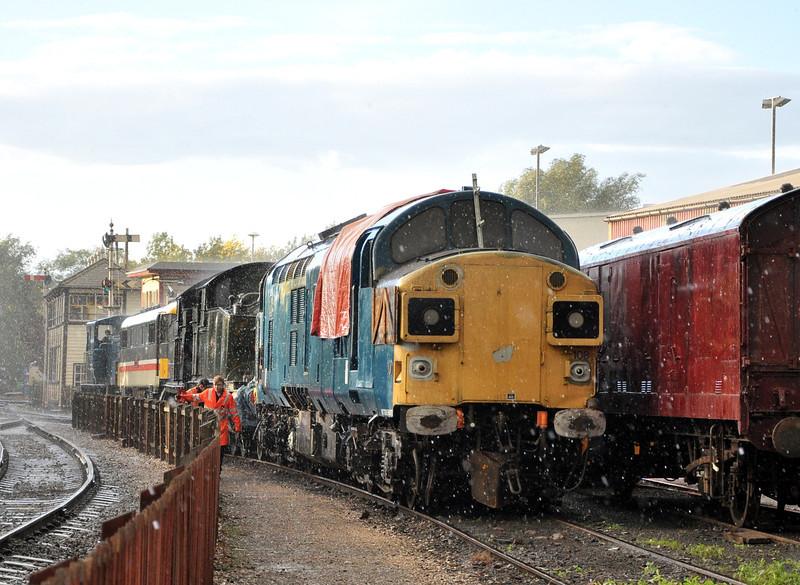 37108, Crewe Heritage Centre. 19/10/13.