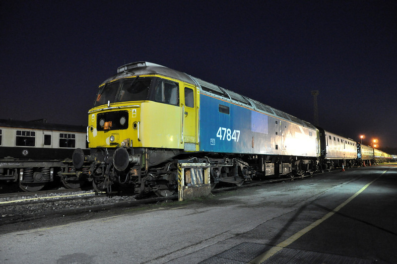 47847, Crewe DMD. 22/11/13.