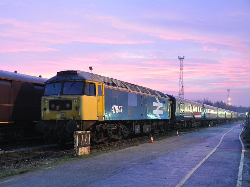 47847, Crewe DMD. 12/12/13.