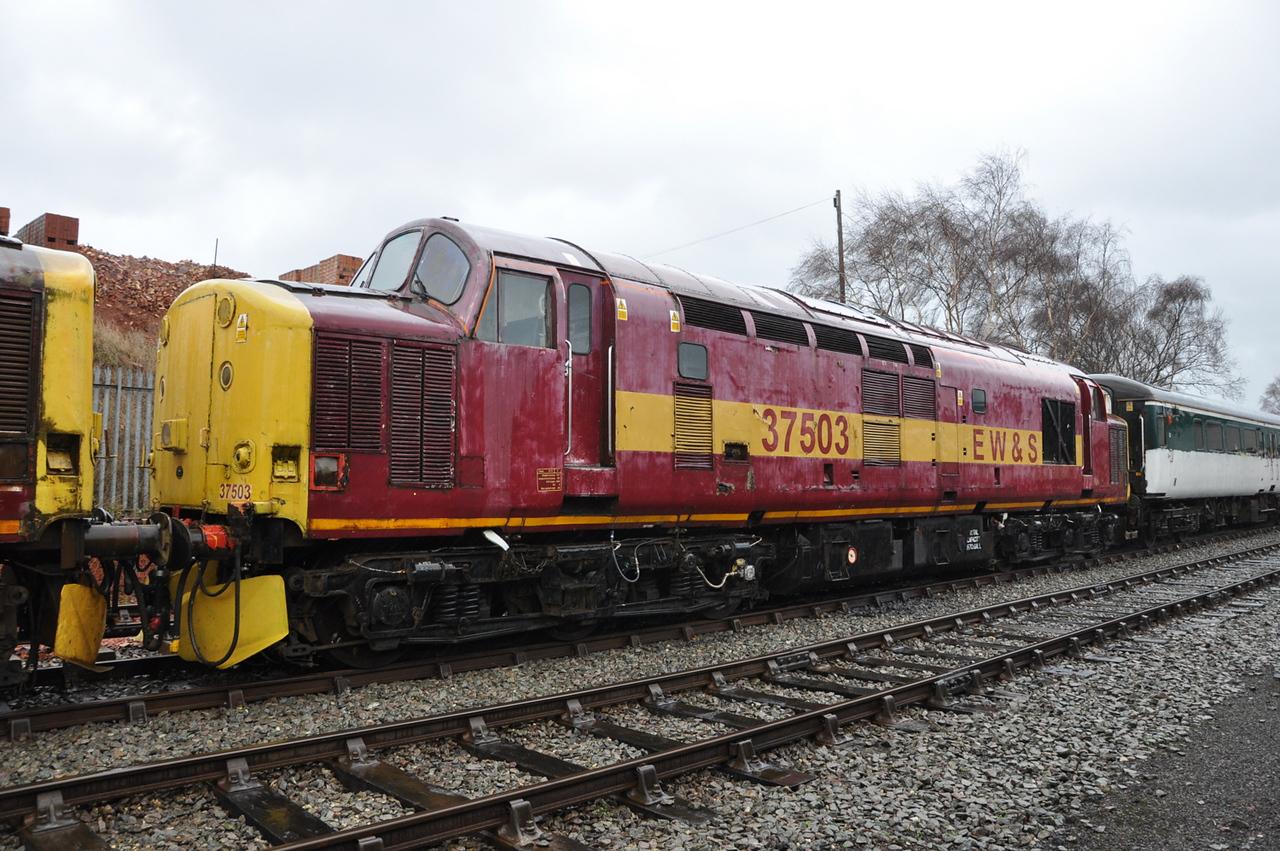 37503, Barrow Hill. 23/12/13.